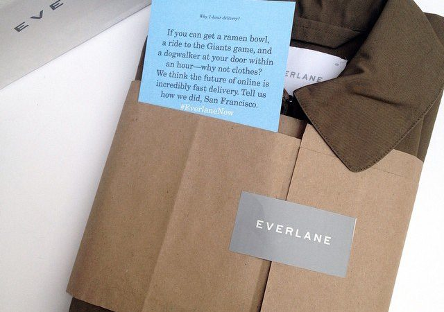 everlane ecommerce