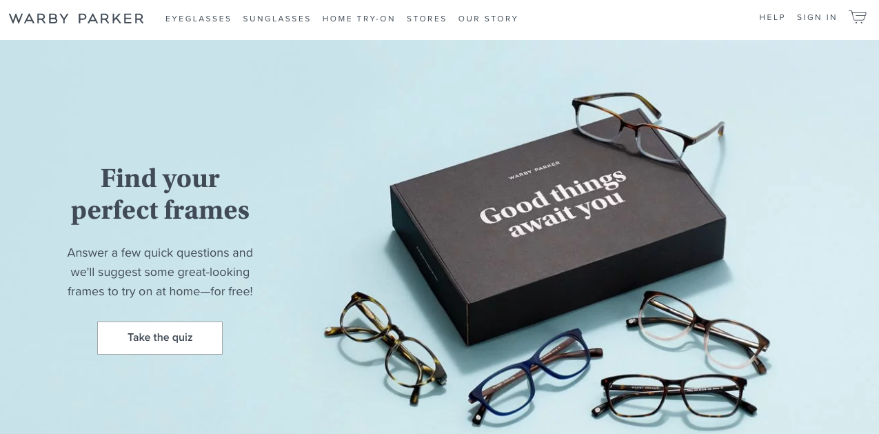 1929c8306f How Did Warby Parker Grow to a  1.2 Billion Ecommerce Company in 5 ...