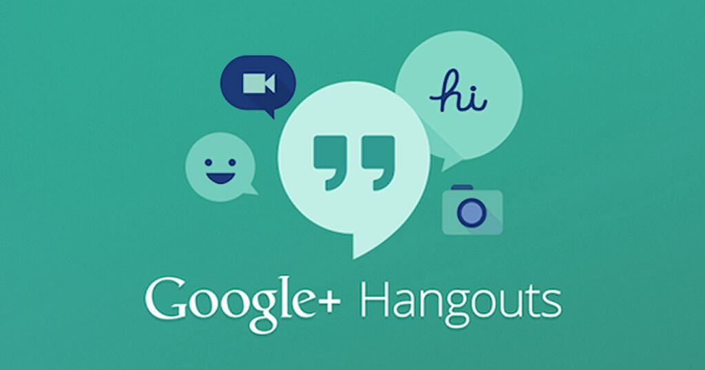 Google Hangouts webinar software