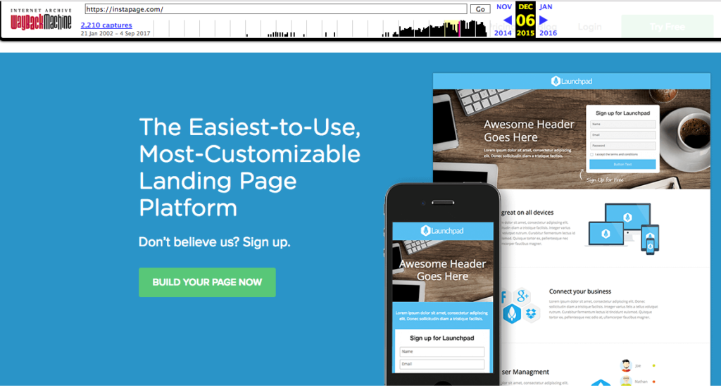 Instapage: the Best Landing Page Software on the Planet Growth Marketing