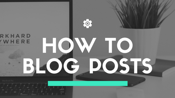 How to Write a Blog Post That Will Increase SEO