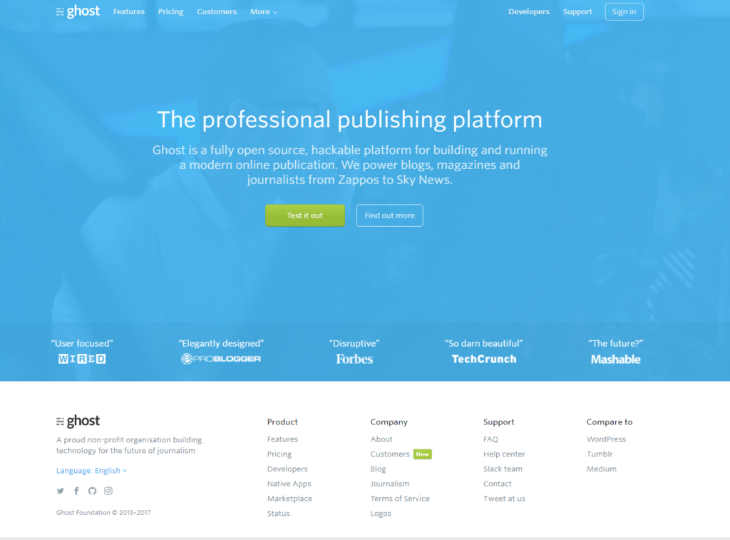 Top 10 Best Blogging Platforms for Creating and Hosting Your