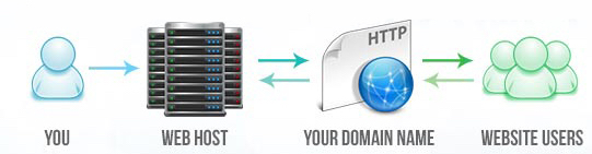 what is a web hosting solution