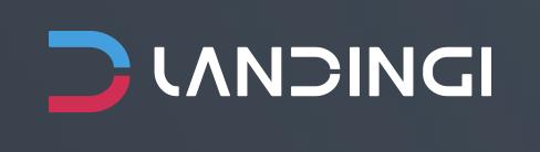 landingi landing page software logo