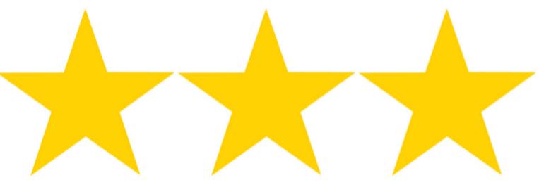 3 stars-coding-bootcamp
