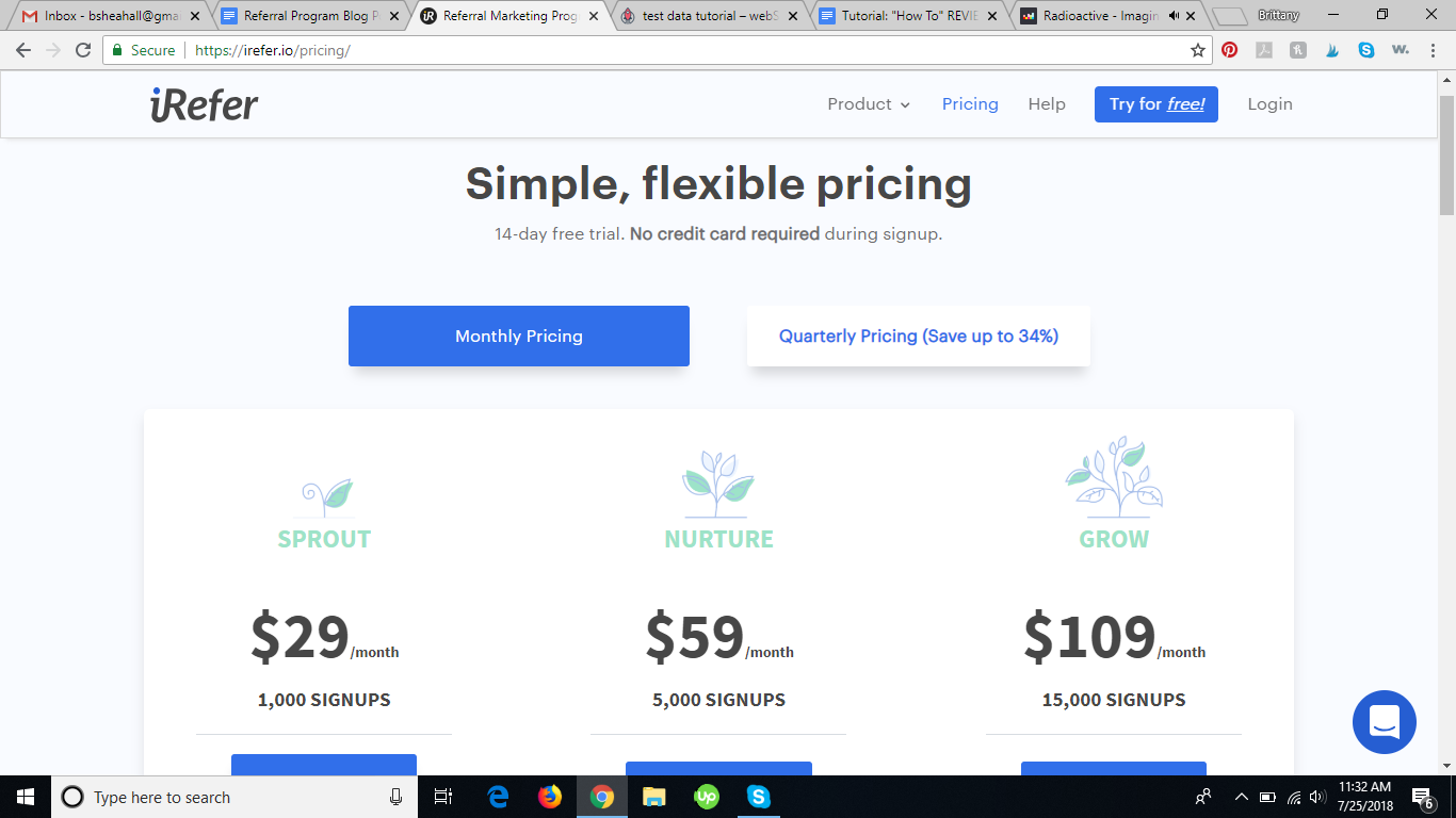 irefer referral program software review