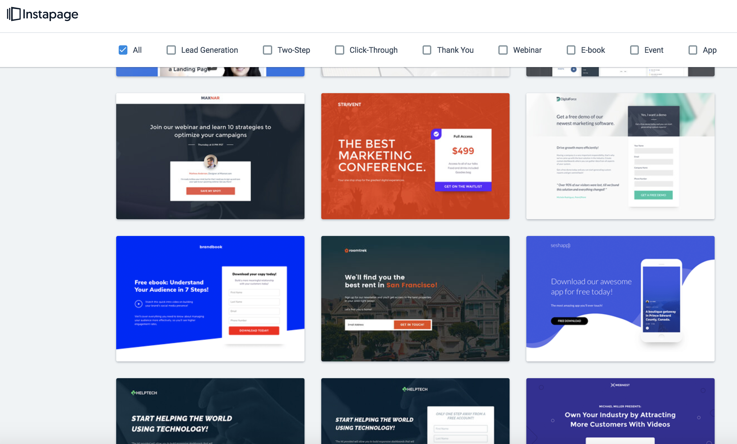 Mailchimp Landing Page Builder Reviews And Pricing 2019