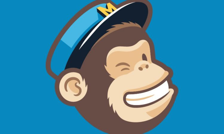 mailchimp landing page software