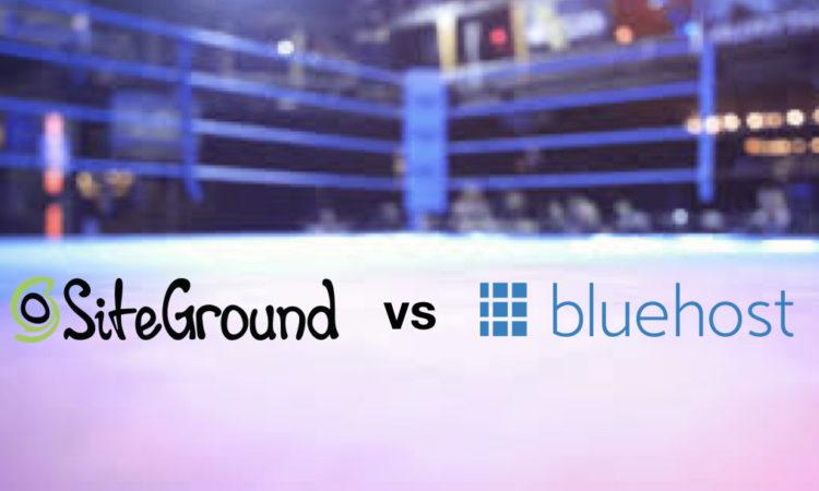 SiteGround vs Bluehost.001