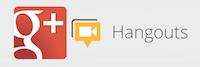 GPlus Hangout Logo