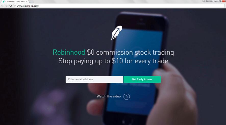robinhood digital marketing launch strategy