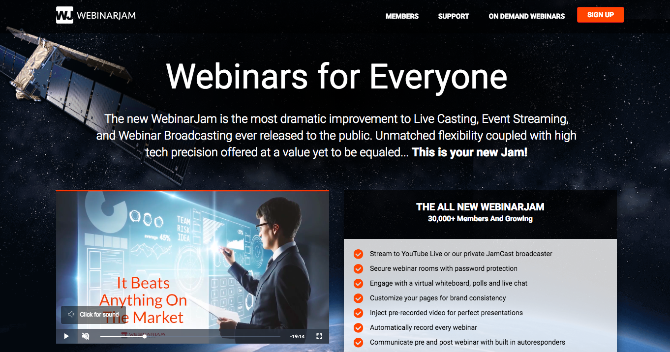 Top 14 Webinar Software Reviews [2019] Pricing & Recommendations