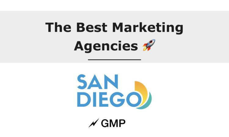 Best Marketing Agencies San Diego