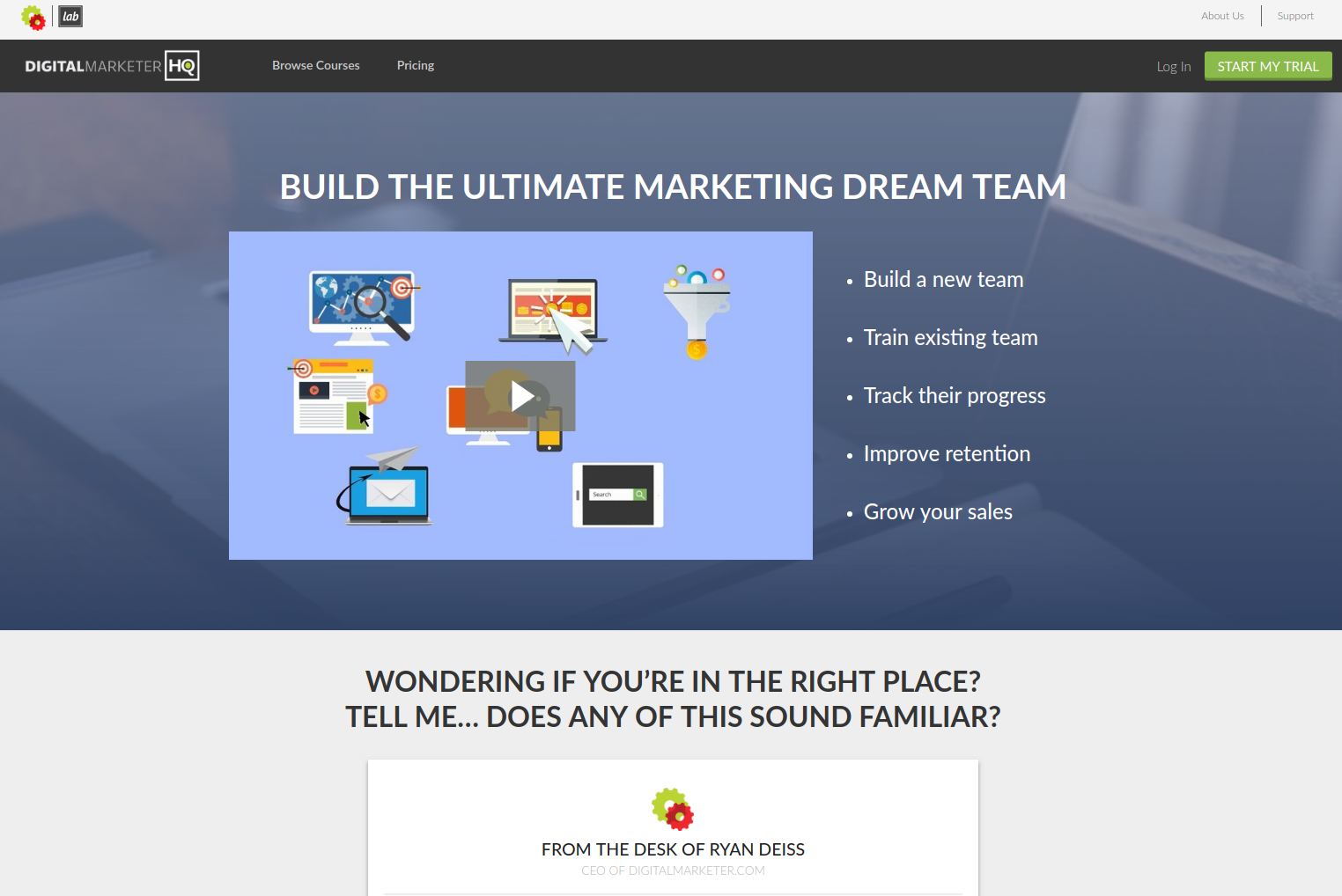 digitalmarketer Online Digital Marketing Course