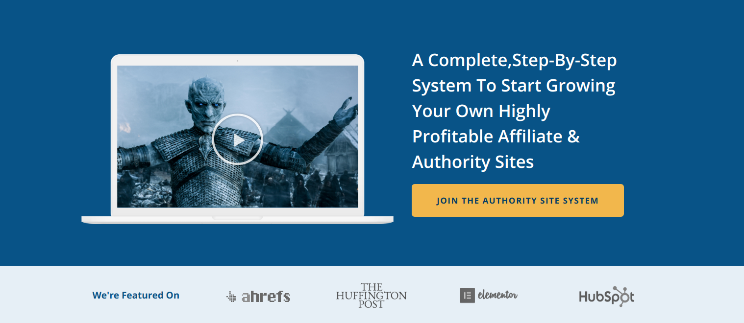 authority site system training Online Digital Marketing Course
