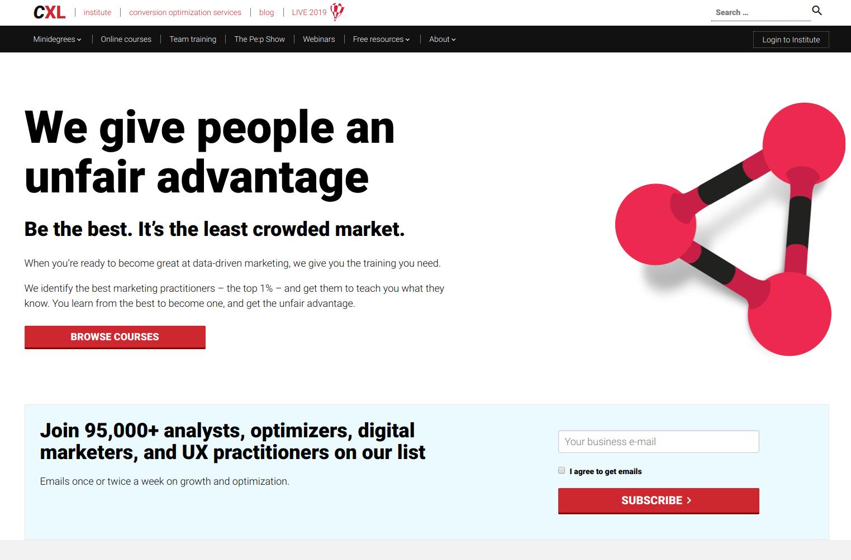 conversionxl Online Digital Marketing Course