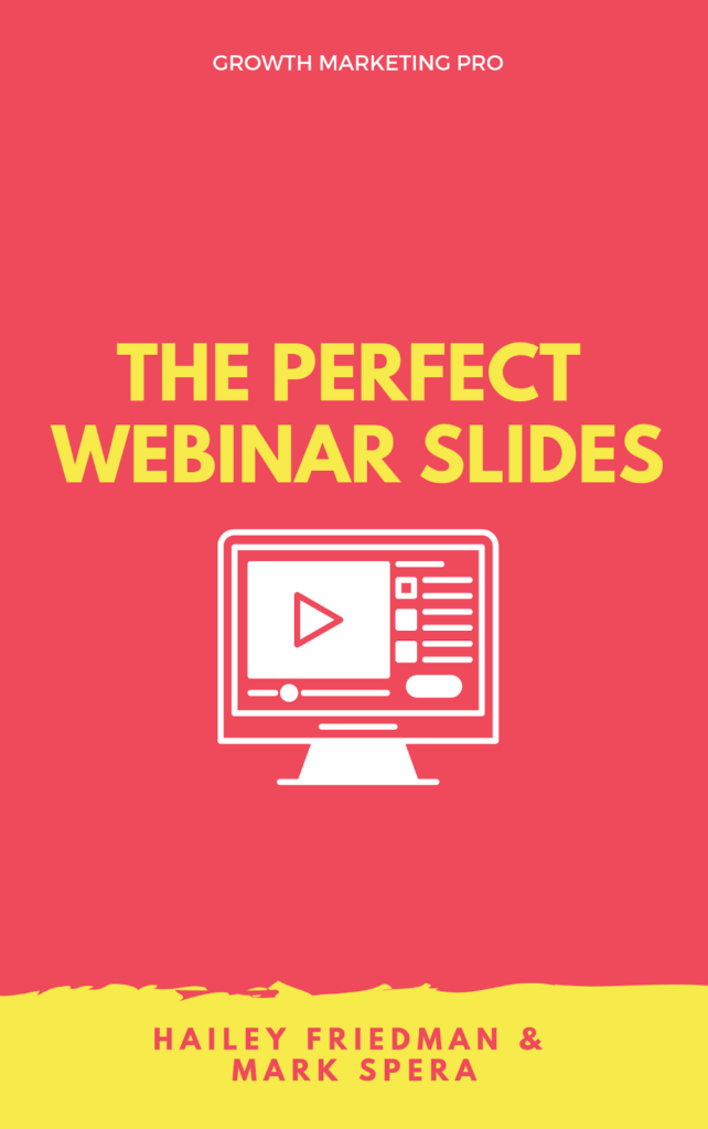 The Perfect Webinar Slides