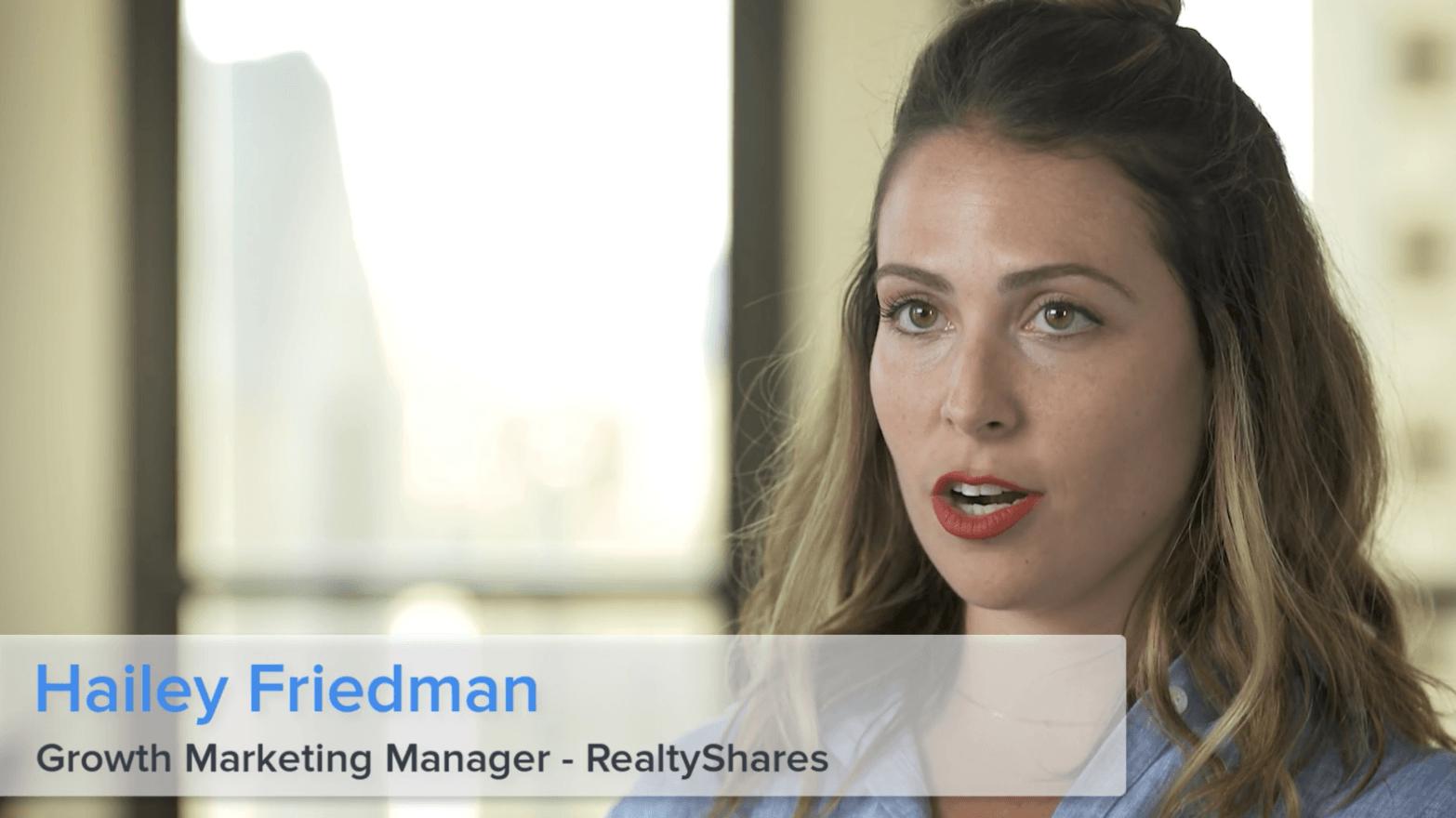 personal branding Hailey Friedman
