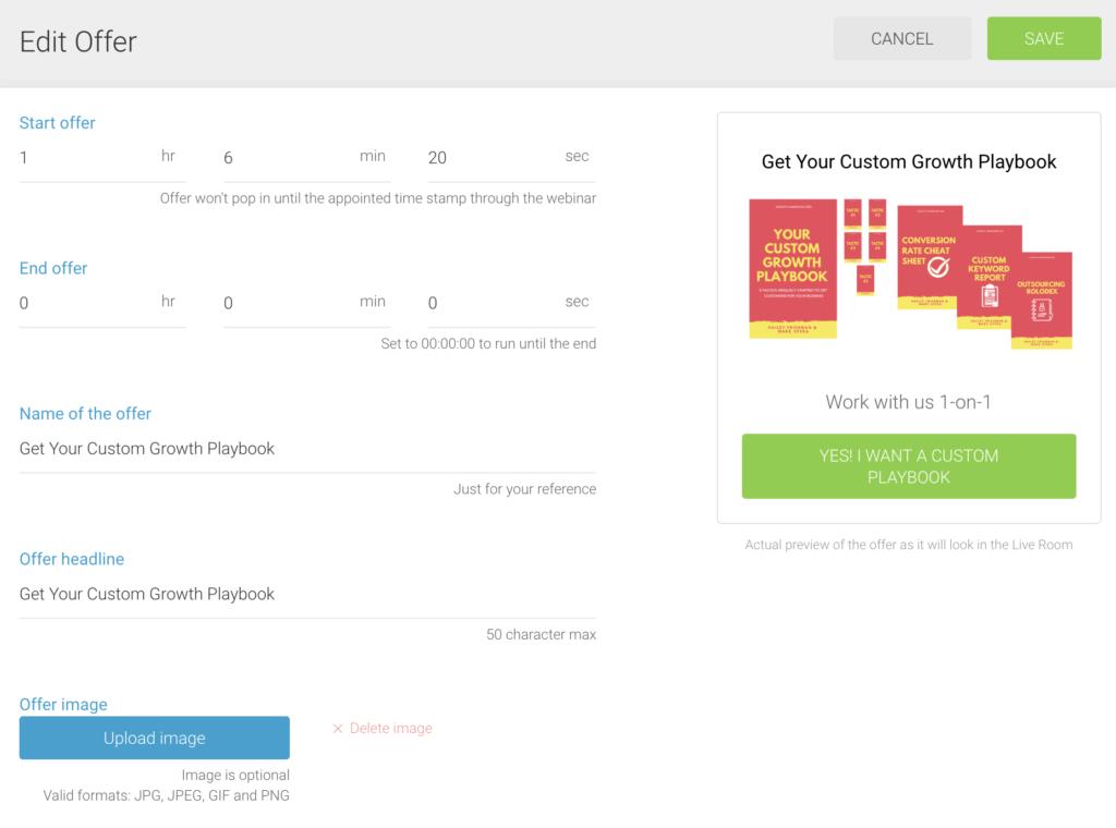 everwebinar - a webinarjam alternative