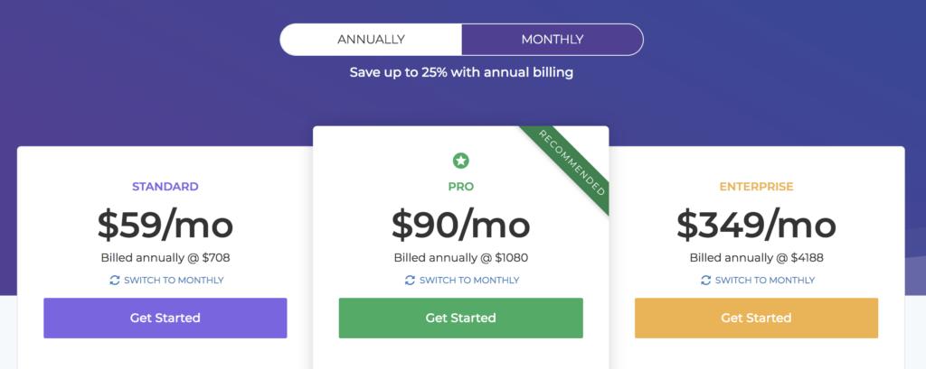 easy webinar pricing