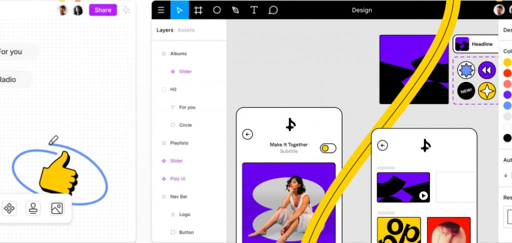 figma graphic design software
